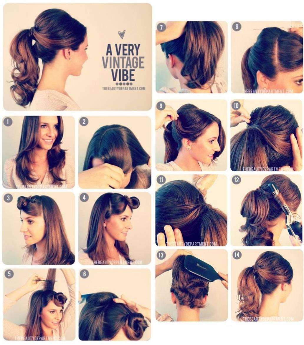 Örgülü Saç Modelleri videoları