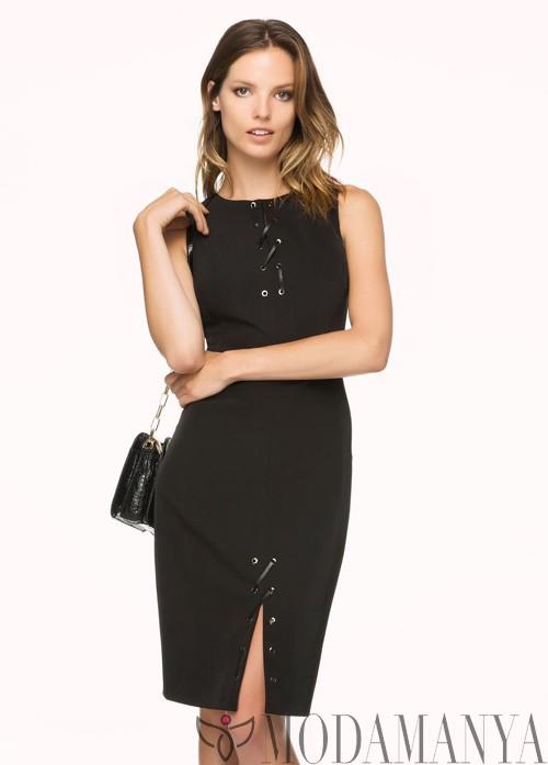 Çapraz Bağcıklı Elbiselerle Trend Kombinler