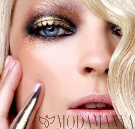 Gözlerinize Işıltı Gelsin: Metalik Far Trendi