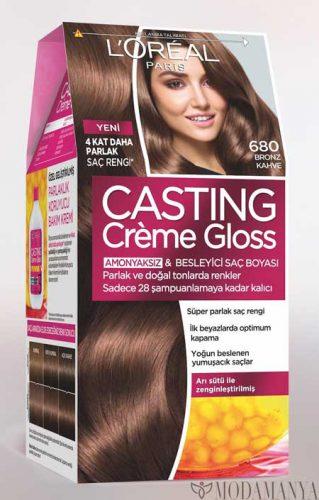 Casting Crème Gloss ile saç boyama korkusunu yenmeyen kalmayacak!