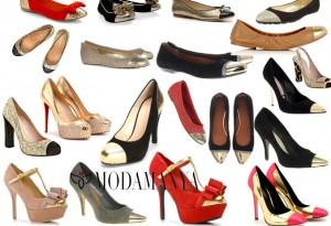 Ayakkabı Trendi: Metal Burunlu Ayakkabılar