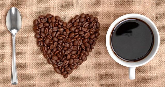 sağlık için kahve