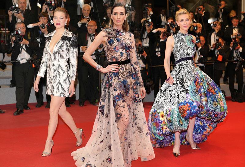 Cannes Bu Sene 'Çiçek' Açtı