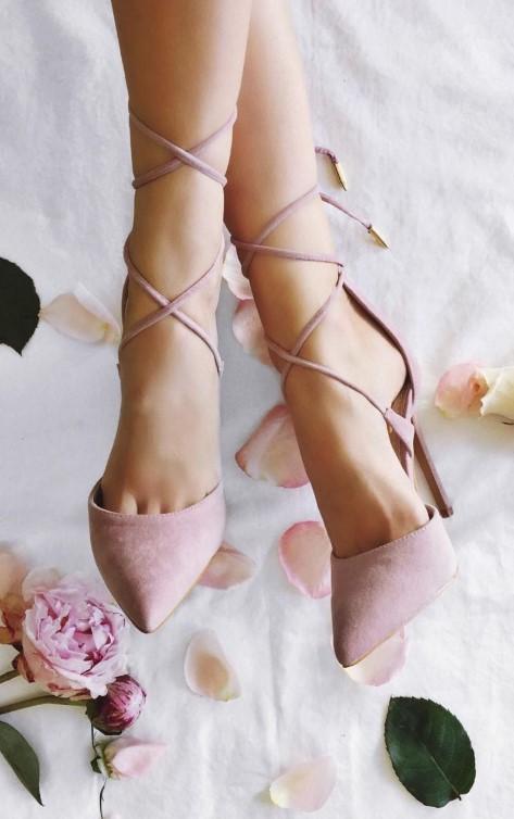 Mezuniyet Gecesi ayakkabı