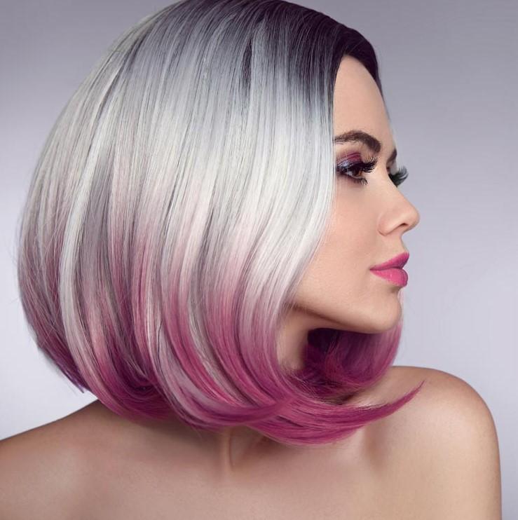 Yeni Trend Alarmı Rengarenk Saçlar